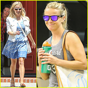 Reese Witherspoon Shows Off Deacon & Tennessee's Brotherly Love