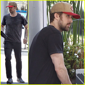 Ryan Gosling Steps Out After More 'La La Land' Casting News!
