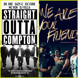 'Straight Outta Compton' Holds Steady at No. 1, 'We Are Your Friends' Debuts With $1.8 Million