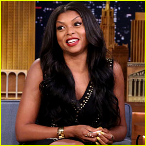 Taraji P. Henson Plays 'Fast Family Feud' with Jimmy Fallon!