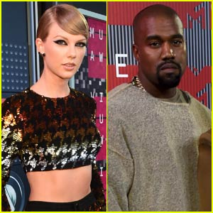 Taylor Swift Uses Infamous 'Imma Let You Finish' Line While Presenting to Kanye West at VMAs 2015 (Video)