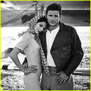 Taylor Swift Posts 'Wildest Dreams' Teaser Pic with Scott Eastwood