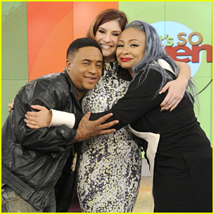 'That's So Raven' Was Originally Called What? See The Cast Reunion From 'The View'!
