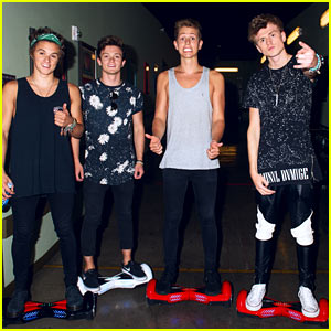 The Vamps Wrap Up U.S. Tour in Los Angeles (Exclusive Pics)