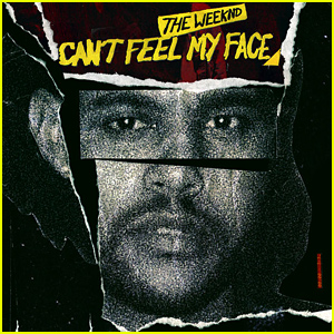 The Weeknd's 'Can't Feel My Face' Is Back at Number 1 on the Charts!