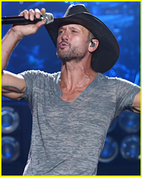 Tim McGraw Brings Daughter Gracie On Stage for a Duet - Watch Now!
