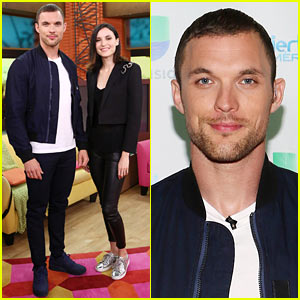 Transporter's Ed Skrein Likes Staying at Home in His Slippers