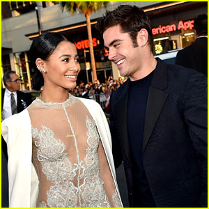 efron and girlfriend