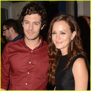 Adam Brody & Leighton Meester's Daughter's Name Revealed!