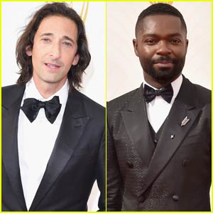 Adrien Brody & David Oyelowo Are Lead Miniseries Actors at Emmy Awards 2015
