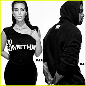 Kim Kardashian, Kanye West & 36 More Celebs Star in Alexander Wang's New Campaign!
