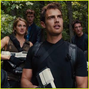 'Divergent Series: Allegiant' Gets First Look Teaser - Watch Now!