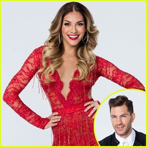 Allison Holker Dishes on 'DWTS' & New Partner Andy Grammer in Week One Just Jared Blog!