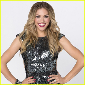 'Dancing With The Stars' Allison Holker To Blog Exclusively For JustJared.com!