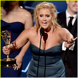 Amy Schumer's 'Inside Amy Schumer' Wins Variety Sketch Series at Emmys 2015!