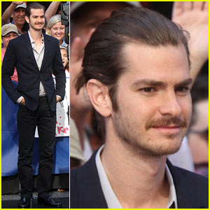 Andrew Garfield Says He's Always Had Fatherly Instincts