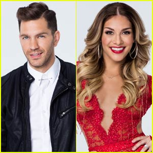 Andy Grammer Jives It Up With Allison Holker on 'Dancing With the Stars' Week Two (Video)
