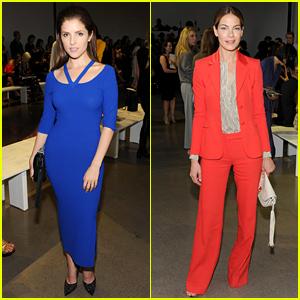 Anna Kendrick & Michelle Monaghan Go Bold for 'Altuzarra'