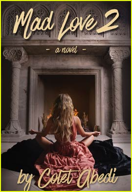 AnnaLynne McCord Poses for Author Pal Colet Abedi's New 'Mad Love 2' Book Cover!
