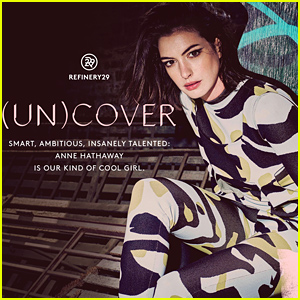 Anne Hathaway: I'm Impressed with How Supportive Kim Kardashian Has Been of Caitlyn Jenner