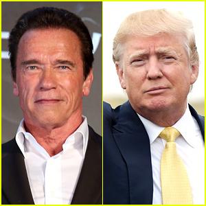 Arnold Schwarzenegger Replaces Donald Trump as 'Celebrity Apprentice' Host!