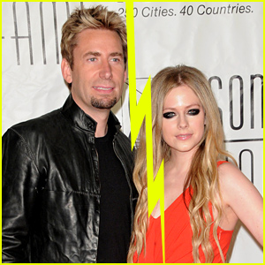 Avril Lavigne & Chad Kroeger Separate After 2 Years of Marriage
