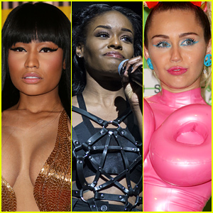 Azealia Banks Slams Nicki Minaj & Miley Cyrus: 'It's a Contest of the