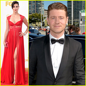 Ben McKenzie & Morena Baccarin Are All Ready for the Emmys 2015!
