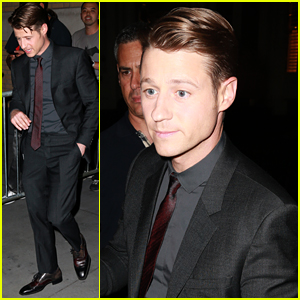 Ben McKenzie Steps Out After Baby News is Revealed