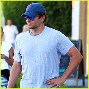 Bradley Cooper Rises to His Fitness Challenge