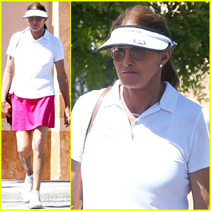 Caitlyn Jenner Steps Out After 'South Park' Defends Her Hero Status