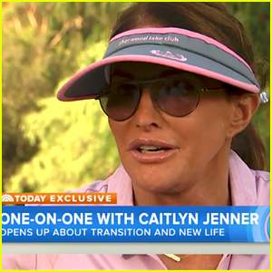 Caitlyn Jenner Talks 'Vanity Fair' Halloween Costume Parodies, Her Deadly Car Accident in New Interview (Video)