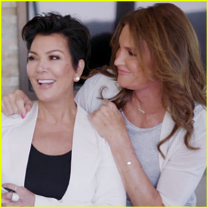 Kris & Caitlyn Jenner Reconcile, Take a Selfie in New 'I Am Cait' Clip - Watch Now!