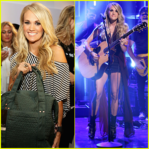 Carrie Underwood Performs 'Smoke Break' For First Time Live On 'Tonight Show' - Watch Here!