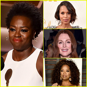 Celebs React to Viola Davis' Emmys Win & Inspiring Speech