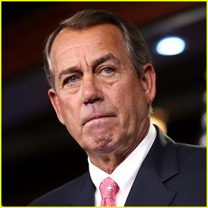 Celebs React to John Boehner Resigning as House Speaker