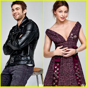 Chace Crawford, Melissa Benoist, & More Named Glamour Mag's Breakout TV Stars of Fall 2015