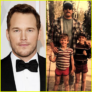 Chris Pratt Tweets Heartbreaking Tribute to His Late Dad