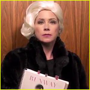 Christina Applegate Is Meryl Streep in Lifetime Movie Spoof