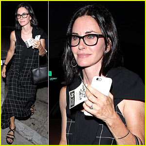 Courteney Cox Is Raising Money to Fight ALS