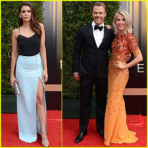 Julianne & Derek Hough Take Home Outstanding Choreography Emmy