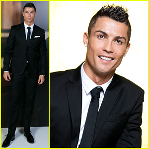 Cristiano Ronaldo Strips Down for His Fragrance Commercial
