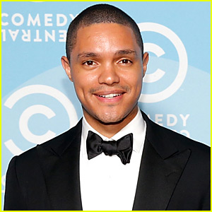 Trevor Noah's 'Daily Show' Premiere Week Guests Revealed!
