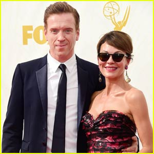 Damian Lewis & Philip Winchester Are Handsome Emmy Guys