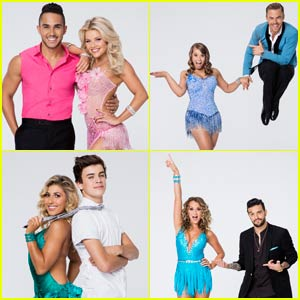 'Dancing With the Stars' Season 21 Cast Gets Official Portraits!