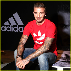 David Beckham Never Wants to Cut Harper's Hair!