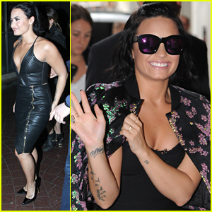 Demi Lovato Covers Hozier's 'Take Me To Church' - Listen Here!