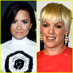 Demi Lovato Responds to Pink's VMAs Comments