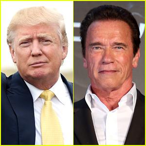 Donald Trump Reacts to Arnold Schwarzenegger's 'Apprentice' Casting!