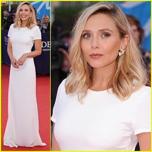 Elizabeth Olsen Walks 'Ruth & Alex' Red Carpet Premiere At Deauville Film Festival 2015